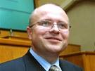 B�val� pra�sk� prim�tor Igor N�mec (15. �ervence 2002)