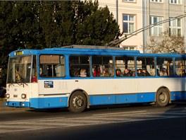 V Ostravě se jako v jednom z mála tuzemských měst podařilo udržet trolejbusovou dopravu.