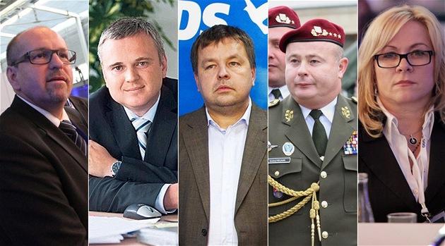 Detektivové zatkli Nagyovou, Fuksu i Tluchoře, zasahují u lobbistů - iDNES.