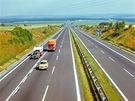 Intenzita dopravy na Vyso�in� za��tkem osmdes�t�ch let