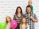 Jamie Oliver má už čtyři děti