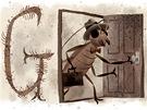 Google Doodle: Franz Kafka