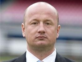 Generální manažer FC Viktoria Plzeň Adolf Šádek