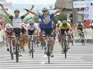 Leopold K�nig ovl�dl Czech Cycling Tour.
