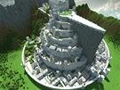 Z kostiček vyrostlo i opevněné město Minas Tirith z Pána prstenů. Zajímavé je, že na projektu pracovali pouze dva lidé a dokončení jim trvalo skoro rok. Autoři vystupují pod uživatelským jménem EpicQuestz.