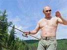 Putin už v minulosti proslul několika dobrodružnými kousky (26. července)