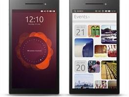 Koncept nejlepšího smartphonu světa Ubuntu Edge