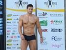 Finalista soutěže Muž roku 2013 Jakub Němeček