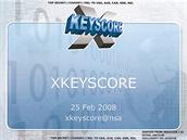 Přísně tajná prezentace o programu XKEYSCORE měla být odtajněna až v roce 2032.