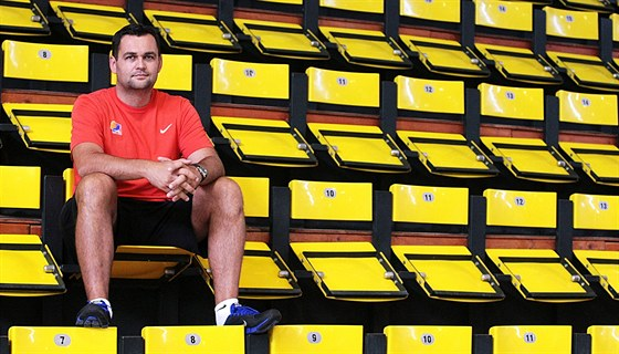 Pavel Bud�nsk�, tren�r �esk� basketbalov� reprezentace