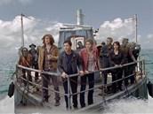 Záběr z filmu Moře nestvůr
