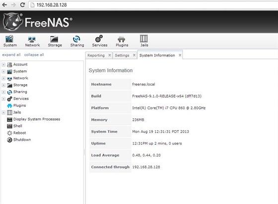 FreeNAS 9.3