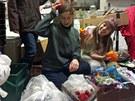 Proto dvaadvacetiletý Maximus rozjí�dí projekt Gleaners Kitchen, jakousi...