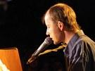 Filip Topol na festivalu v Mikulově v roce 2003