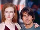 Nicole Kidmanová a Tom Cruise (13. července 1999)