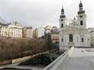 V Karlových Varech můžete navštívit podzemí kostela sv. Máří Magdalény i vřídelní kolonády.