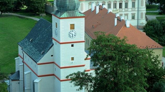 Kostel sv. Floriána je od roku 2008 národní kulturní památkou a v posledních...