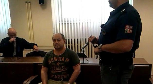 Krajský soud v Hradci Králové, Róbert Németh ob�alovaný z loupe�e