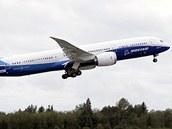 Boeing 787-9 v továrním provedení