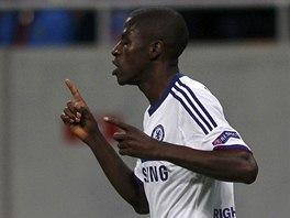 Ramires ještě v dresu Chelsea