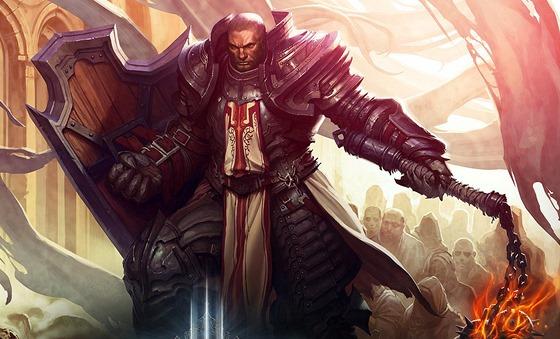 Ilustrace ke hře Diablo 3: Reaper of Souls
