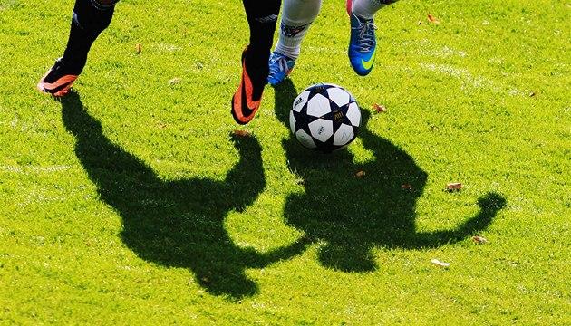 Fotbal (ilustrační snímek).