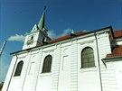 Kostel v Trmicích koupilo občanské sdružení Fiat Voluntas Tua.