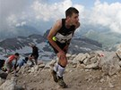 Ondřeje Fejfara oslovil i běh do vrchu.