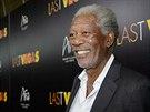 Morgan Freeman (18. října 2013)