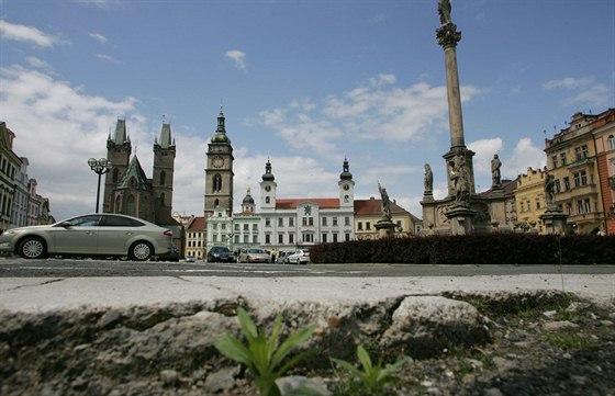 Velké náměstí v Hradci Králové