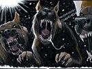Uk�zka z  komiksu Vr�na - Soumrak boh�