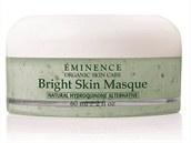 Maska proti nadměrné pigmentaci s medvědicí lékařskou a přírodními antioxidanty, Éminence Organics, 60 ml za 1 980 Kč