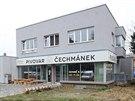 Pivovar Čechmánek sídlí ve Zlíně na ulici 2. května.