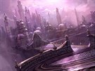 První návrhy vizualizace prostředí filmu Warcraft