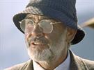 Sean Connery ve filmu Indiana Jones a posledn� k��ov� v�prava (1989).