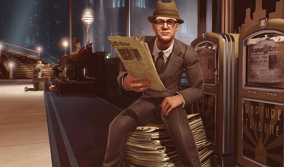 Stahovatelný obsah Burial at Sea pro BioShock Infinite