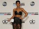 Zpěvačka Rihanna dostala cenu pro ikonu.