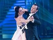Šárka Kašpárková a Jan Tománek ve StarDance VI (23. listopadu 2013)