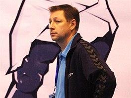 Vladimír Šuma, trenér lovosických házenkářů