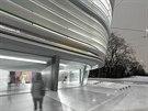 Vizualizace nov� budovy miliard��e Petra Kellnera, kter� m� vyr�st na V�t�zn�m n�m�st� v Praze