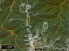 Oblast severokorejských pracovních táborů (září 2013)