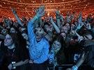 Black Sabbath, Praha, O2 arena, 7. 12. 2013 (publikum)