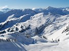 Sjezdovky Vorarlberg Damüls