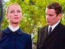 Uma Thurmanová a Ethan Hawke ve filmu Gattaca (1997)