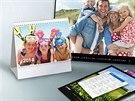 Vytvořte efektní kalendář z vlastních fotek snadno a za pár korun