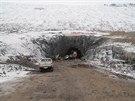 Stavba tunelu Nordfjordur začala v září 2013. Svah se musel vyčistit a navrtat. Vlastní ražba začala v polovině listopadu. Tunel bude po dostavbě nejdelším silničním tunelem na Islandu.