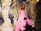 Kaley Cuoco a Ryan Sweeting se vzali na Silvestra