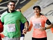 Radost z běhu ve dvou