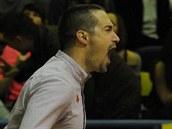 Tomá� Hrubý, mana�er ústeckého basketbalového klubu