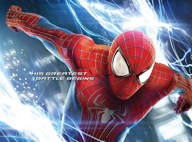 The Amazing Spider-Man 2, plakát k filmu